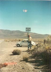 A Bug in Nevada