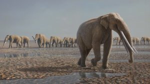 _58621130_stegotetrabelodon-herd-colour