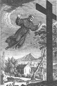 250px-San_Giuseppe_di_Copertino_18th_century_engraving