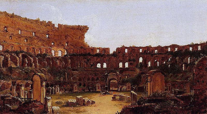 800px-Cole_Thomas_Interior_of_the_Colosseum_Rome_1832