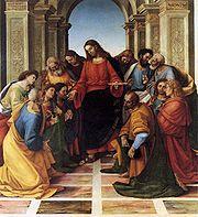 180px-Luca_signorelli,_comunione_con_gli_apostoli,_cortona